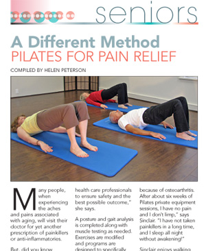 Pilates for Pain Relief
