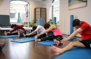 Mat Classes - Pilates