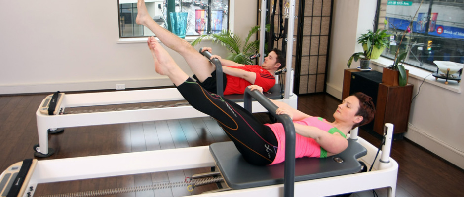 Pilates on Reformers