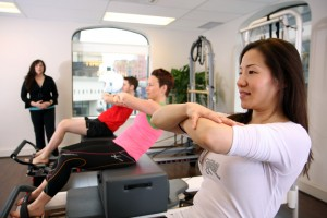 Pilates - Group Reformer Training