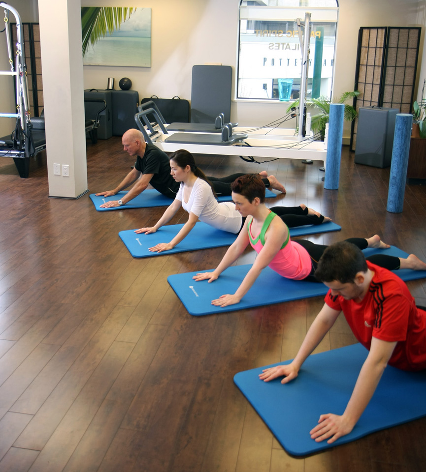Top Ten Questions: Pilates Mat Or Reformer Classes