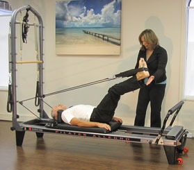 Clinical Pilates Services