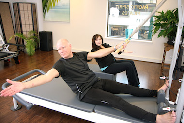About Pacific Spirit Pilates